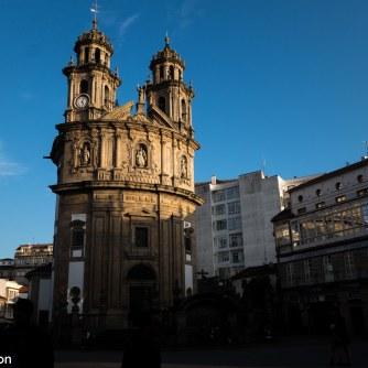 Plaza de la Peregrina