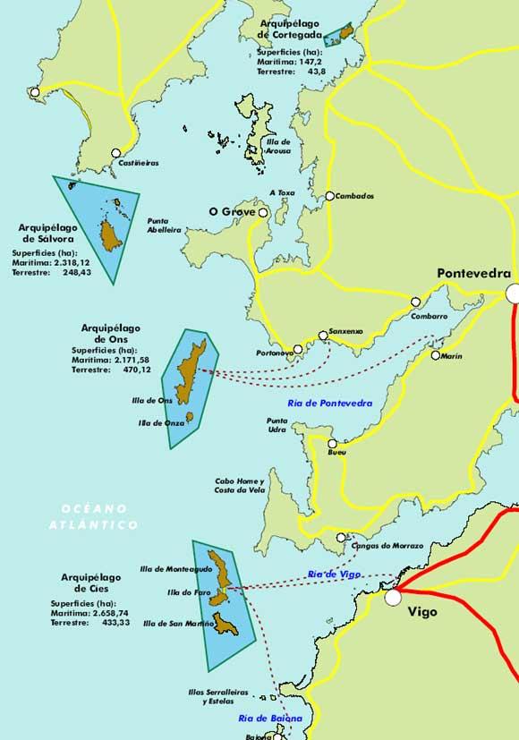 plano-general-del-parque-nacional-islas-atlanticas